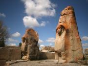Sfenksli Kapı-Alacahöyük Yapbozu Oyna