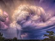 Şimşek Bulutu Yapbozu Oyna