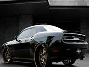 Siyah Dodge Yapbozu Oyna