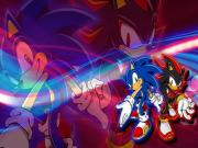 Sonic ve Shadow Yapbozu Oyna