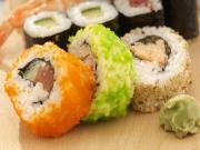 Sushi Tabağı Yapbozu