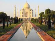 Tac Mahal-Hindistan Yapbozu Oyna