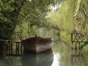 Tahta Köprü ve Sandal Yapbozu