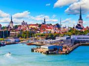 Tallin-Estonya Yapbozu Oyna