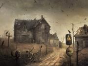 Terkedilmiş Şehir Yapbozu Oyna