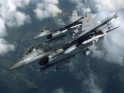 THK-F 16 Mücadele Şahin 151.Filo Yapbozu Oyna
