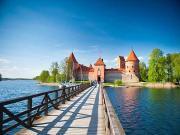 Trakai Kalesi-Litvanya Yapbozu Oyna