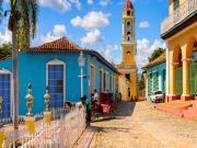 Trinidad-Küba Yapbozu Oyna