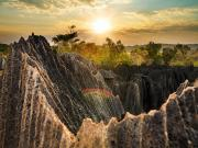 Tsingy de Bemaraha Milli Parkı-Madagaskar Yapbozu Oyna