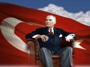 Türk Bayrağı ve Atatürk Oyna