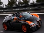 Turuncu Siyah Bugatti Yapbozu Oyna