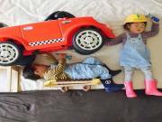 Uykudaki Araba Tamircileri Yapbozu Oyna