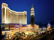 Venetian Macao Oteli-Çin Yapbozu Oyna