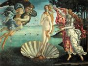 Venüsün Doğuşu-Floransa Yapbozu Oyna