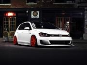 Modifiyeli Volkswagen Golf Gti Yapbozu Oyna