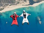 Wingsuit Uçuşu Yapbozu Oyna