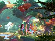 Winx-Alfea Doğal Parkı Yapbozu Oyna