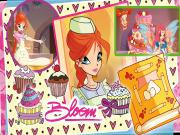 Winx-Bloom Mutfakta Yapbozu Oyna