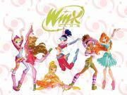 Winx Club-Dans Takımı Yapbozu Oyna