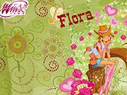 Winx Flora Yapbozu