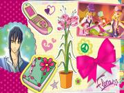 Winx-Floranın En Sevdikleri Yapbozu Oyna