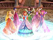 Winx Kızlarının Sihri Yapbozu Oyna