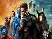 X Men-Geçmiş Günlerde Gelecek Yapbozu Oyna