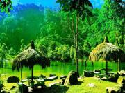 Yeşil Göl-Avusturya Yapbozu Oyna