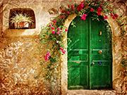 Yeşil Kapı Yapbozu Oyna