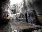 Yıkılan Metro İstasyonu Yapbozu Oyna