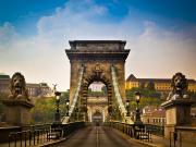 Zincir Köprüsü-Budapeşte Yapbozu